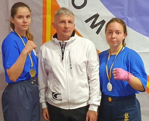 KhNURE students took part in the Ukrainian championship in Cossack duel