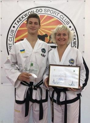 Ukrainian Taekwon-Do Cup