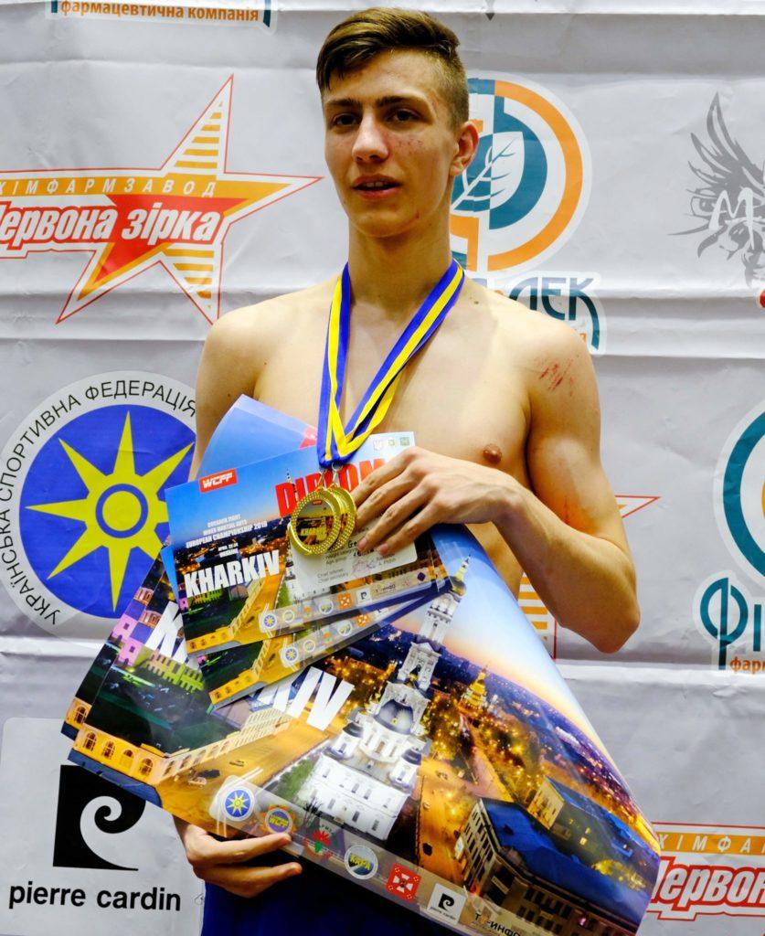 Студенти ХНУРЕ стали чемпіонами Європи з козацького двобою