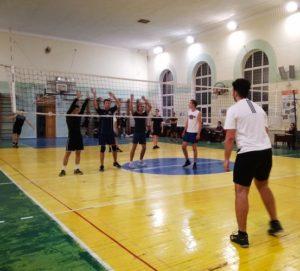 Першість ХНУРЕ з волейболу серед студентів першого року навчання