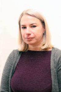 Олена  Володимирівна Крівєнцова