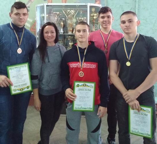 Відкритий Кубок м. Харкова з класичного жиму лежачи