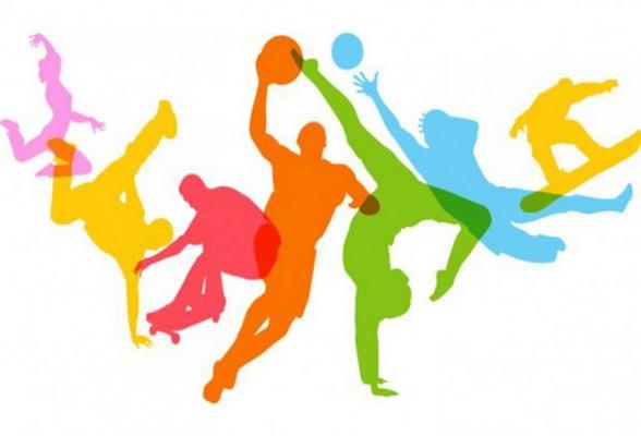 Показові виступи, присвячені до Дня фізичної культури та спорту