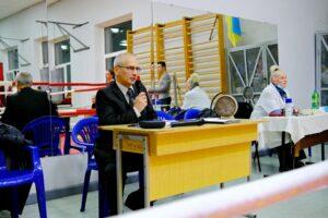 Відкритий турнір ХНУРЕ з боксу