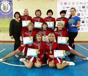 Вітання Чемпіонів України