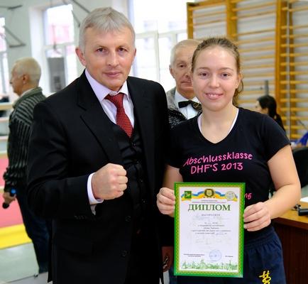 Відкритий чемпіонат ХНУРЕ з кікбоксингу