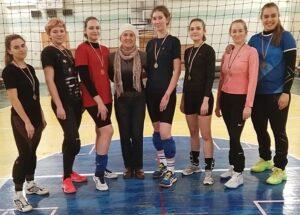 ХХІІ турнір з волейболу