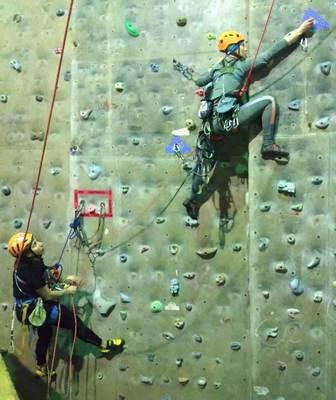 Змагання з альпінізму