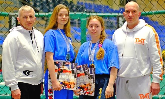 Студентки ХНУРЭ победили на чемпионате Европы по казацкому поединку