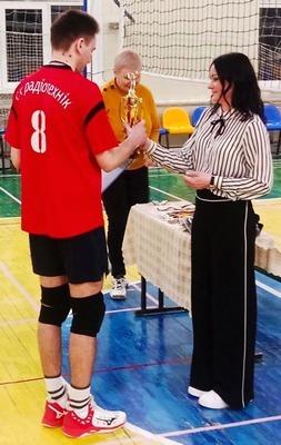 Кубок пам'яти Свиридова В.В. з волейболу
