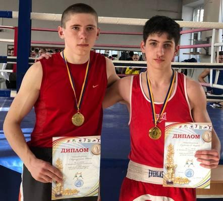 Чемпионате Харьковской области по боксу